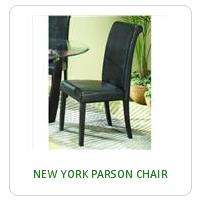 NEW YORK PARSON CHAIR